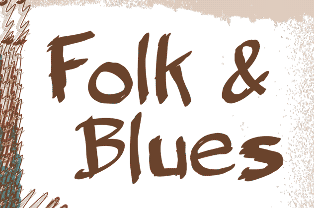 Folk und Blues